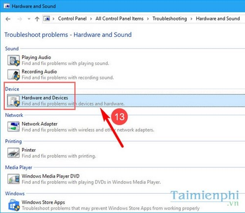 Sửa lỗi Bluetooth not working trên Windows 10 12