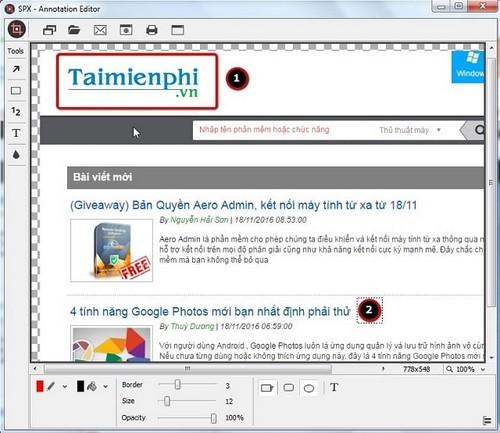 10 công cụ chụp ảnh màn hình tốt nhất cho máy tính  10