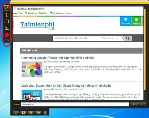 10 công cụ chụp ảnh màn hình tốt nhất cho máy tính  3