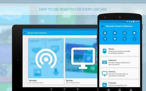 Top ứng dụng Android điều khiển máy tính Windows 10 tốt nhất 2