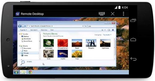 Top ứng dụng Android điều khiển máy tính Windows 10 tốt nhất 3