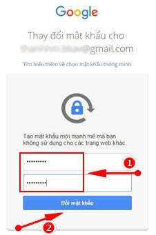 Cách lấy lại mật khẩu gmail, tài khoản google bị mất không nhớ 15