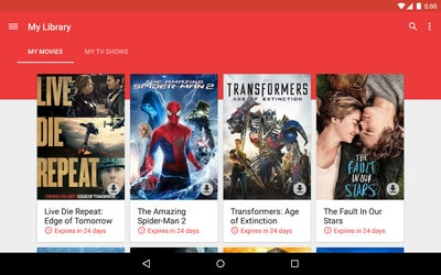 dich vu google play movies da co mat tai viet nam