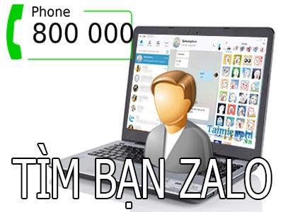them ban tren zalo cho may tinh