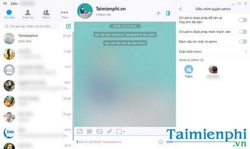Zalo trên PC cập nhật tính năng mới, tìm kiếm tin nhắn, thêm kho ảnh 10