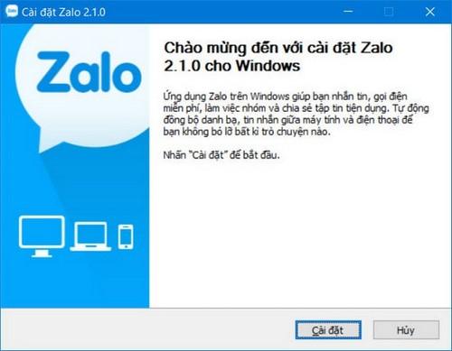 Zalo trên PC cập nhật tính năng mới, tìm kiếm tin nhắn, thêm kho ảnh 2