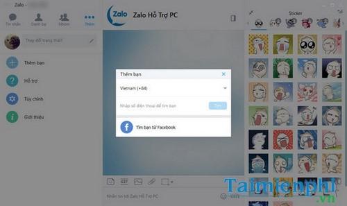 Zalo trên PC cập nhật tính năng mới, tìm kiếm tin nhắn, thêm kho ảnh 6