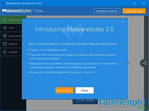 cai dat malwarebytes anti malware