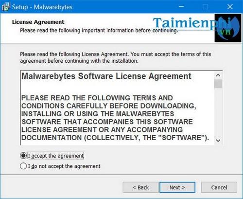 setup malwarebytes anti malware