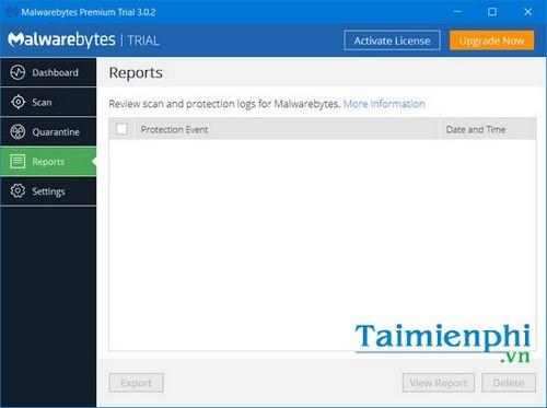 Use malwarebytes premium