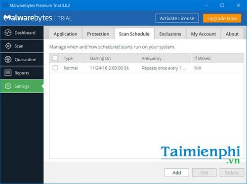 do not collect malwarebytes premium