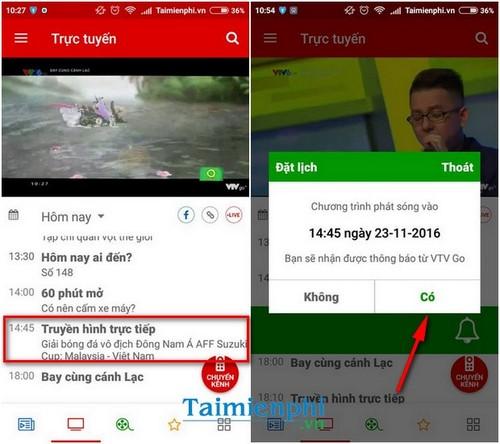 Cách xem trực tiếp Việt Nam vs Malaysia 15h30 23/11 AFF Cup 2016