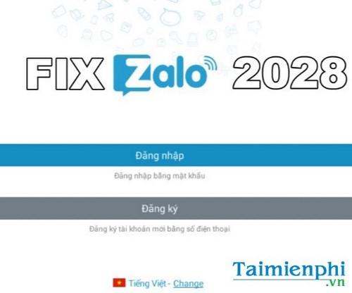 nhung loi thuong gap tren zalo 2 - Tất tần tật các lỗi thường gặp trên Zalo và hướng dẫn cách khắc phục 100% Zalo bị lỗi