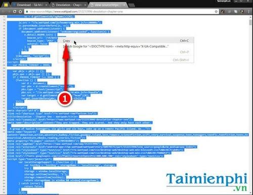 Không copy được nội dung trên trang Web?
