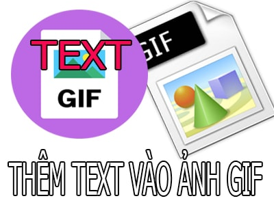 add text in gif