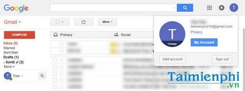 Tổng hợp các cách đăng nhập gmail cho bạn