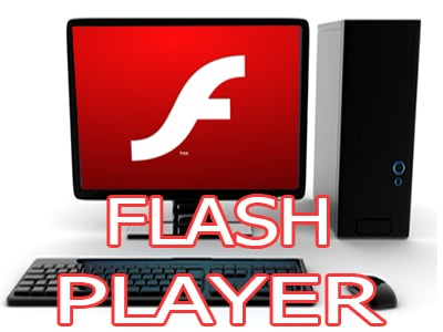 nhan biet flash player cai tren may tinh