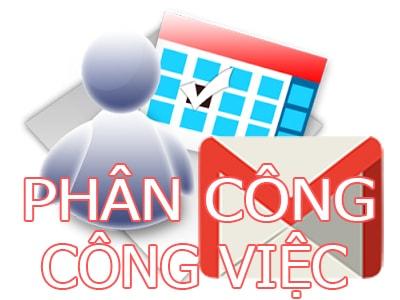 cach dung gmail lam bang phan cong cong viec