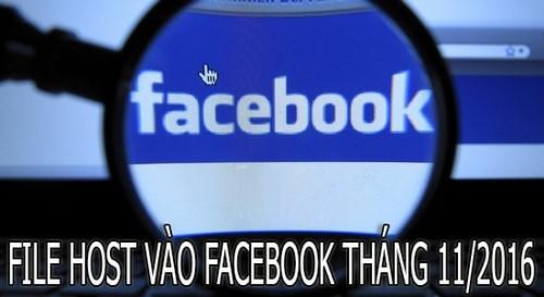 file host vao facebook bi chan thang 11