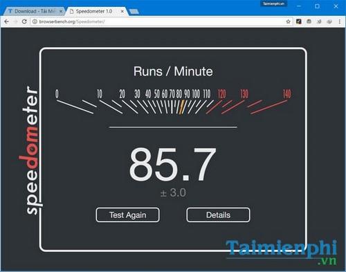 So sánh Google Chrome và Firefox, trình duyệt web nào nhẹ và nhanh hơn?