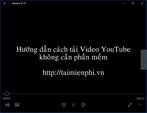 cach tai video youtube bang idm tren chrome