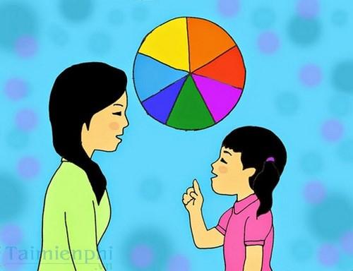 Bộ sưu tập tranh vẽ cô giáo và học sinh, tranh vẽ kỷ niệm 20/11 7