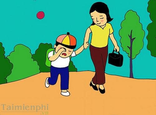 Bộ sưu tập tranh vẽ cô giáo và học sinh, tranh vẽ kỷ niệm 20/11 12
