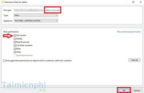 Hướng dẫn xóa file và Folder bất kỳ trên Windows  10