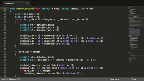 chuong trinh soan thao code cho mac va linux