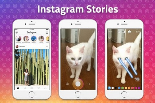 cach dung instagram stories