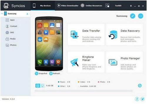 4 ứng dụng sao lưu dữ liệu từ Android lên máy tính