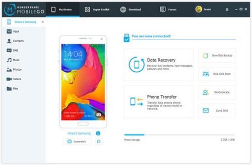 4 ứng dụng sao lưu dữ liệu từ Android lên máy tính 3