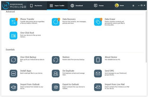 4 ứng dụng sao lưu dữ liệu từ Android lên máy tính 4