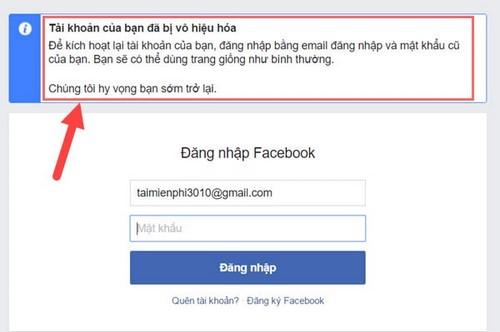 Xóa tài khoản Facebook trên máy tính, pc 6