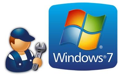 sua loi windows 7