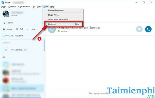 Cách dừng Skype từ ứng dụng chạy nền trên Windows 10 3