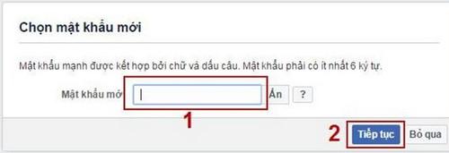 Cách lấy lại mật khẩu Facebook bị mất, quên bằng số điện thoại, gmail 13
