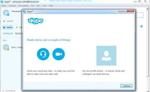tao nick skype