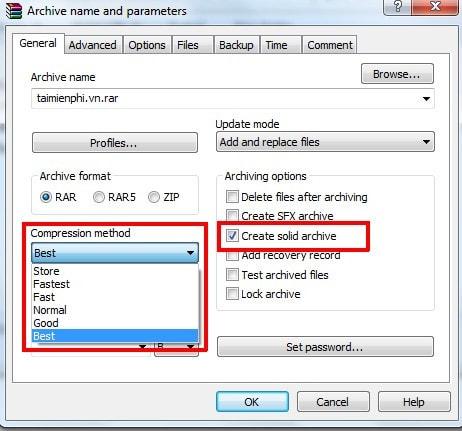Đọ sức 3 phần mềm nén file tốt nhất trên Windows, WinRAR, 7