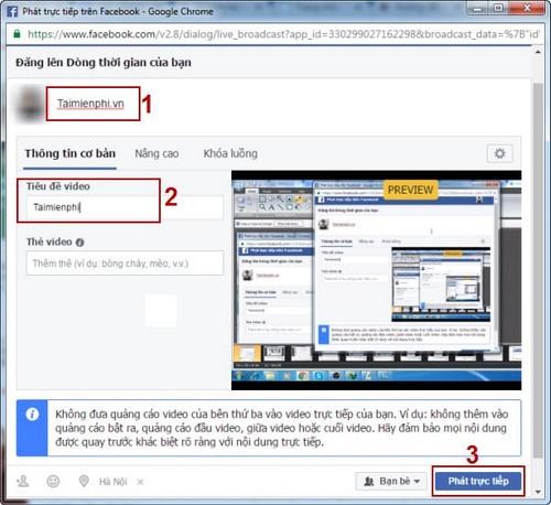 phat truc tiep lien minh huyen thoai tren facebook