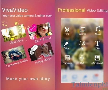 Top 10 ứng dụng chỉnh sửa video trên Android 5