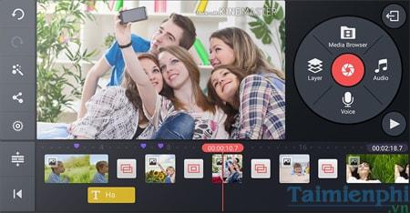 Top 10 ứng dụng chỉnh sửa video trên Android 6