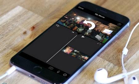 Cách xoay video trên iPhone, xoay video bị ngược bằng iPhone