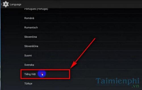 Cài đặt ngôn ngữ tiếng Việt cho BlueStacks