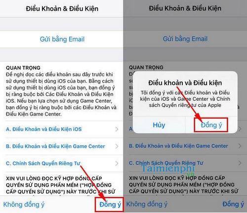Nâng cấp iOS 10.2, cách cập nhật iOS 10.2 cho iPhone, iPad 4