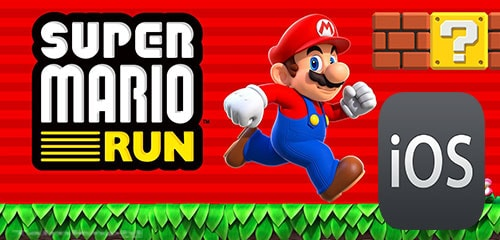 super mario run ra mat tren iphone ipad
