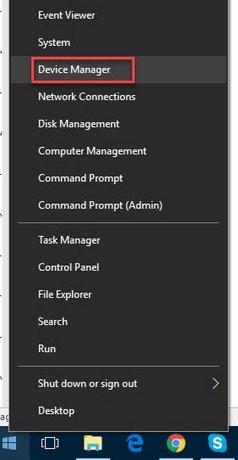 Tùy chỉnh chế độ xem Device Manager trên Windows 10 0