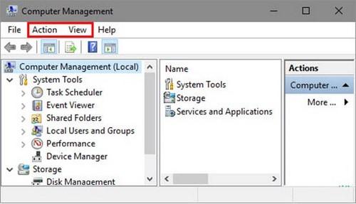 Tùy chỉnh chế độ xem Device Manager trên Windows 10 3