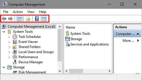 Tùy chỉnh chế độ xem Device Manager trên Windows 10 4