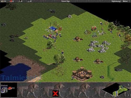 Cài game Đế Chế trên máy tính, laptop 5